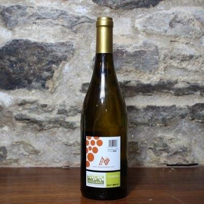 Godello Casal de Furcos Rocio botella etiqueta