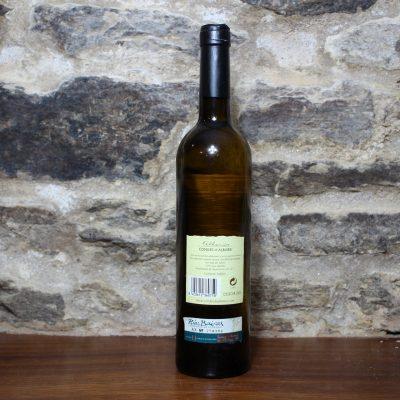 Albariño Condes de Albarei botella