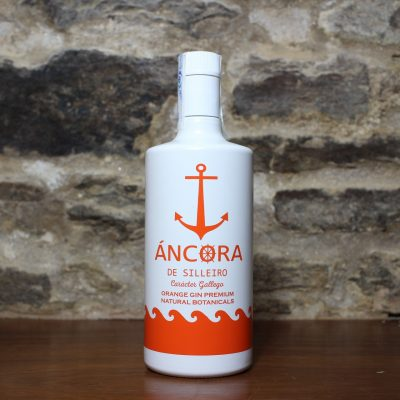 ginebra gallega ancora orange
